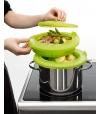 Utensílio para Cozinhar a Vapor XL - Lékué