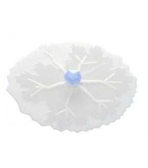 Tampa de Silicone para Bebidas (x2) Snowflake - Charles Viancin