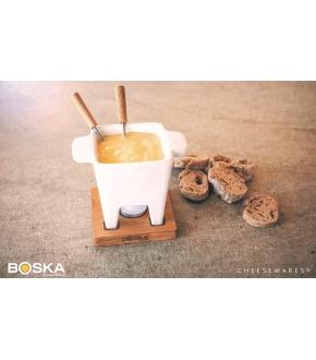 Fondue Tapas White Oak - Boska
