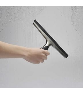 Limpa Vidros com Ventosa de Aço Inoxidável - Oxo