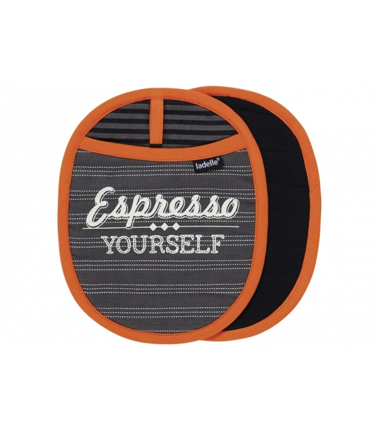 Pegas de Cozinha (x2) Caffe Latte - Ladelle