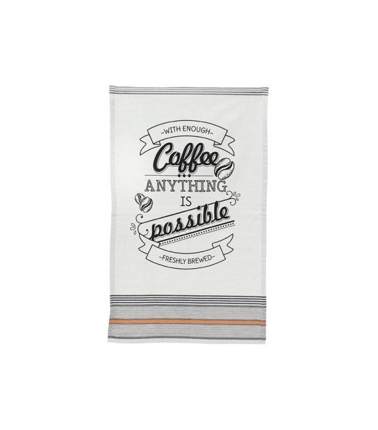 Pano de Cozinha Caffe Latte - Ladelle