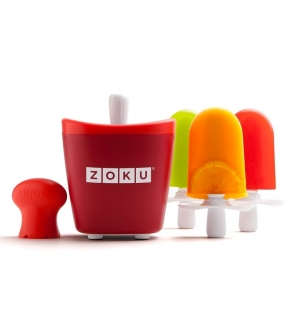 Molde para gelados Single Quick Pop Maker - Zoku
