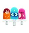 Acessório de Personalizar gelados Character Kit - Zoku
