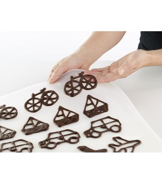 Tapete para forno Decomat Kids - Lékué
