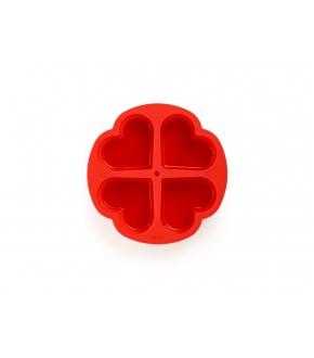 Forma de Bolos para 4 Porções Individuais - Lékué