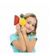 Conjunto de Moldes de Gelado Frutas Tropicais (x4) - Lékué