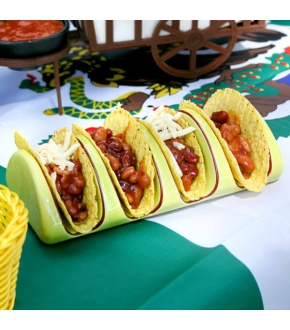 Suporte para Tacos de Cerâmica Mexican Collection - Kitchen Craft