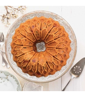 Forma Stained Glass Bundt Pan - Nordic Ware
