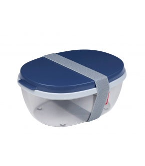 Lancheira com 2 Compartimentos Ellipse - Rosti Mepal