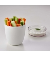 Pote para Iogurtes, Snacks ou Sopas Ellipse - Rosti Mepal