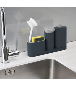 Suporte e Dispensador Sink Base Plus - Joseph Joseph