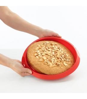 Molde de Silicone Redondo 26 cm - Lékué