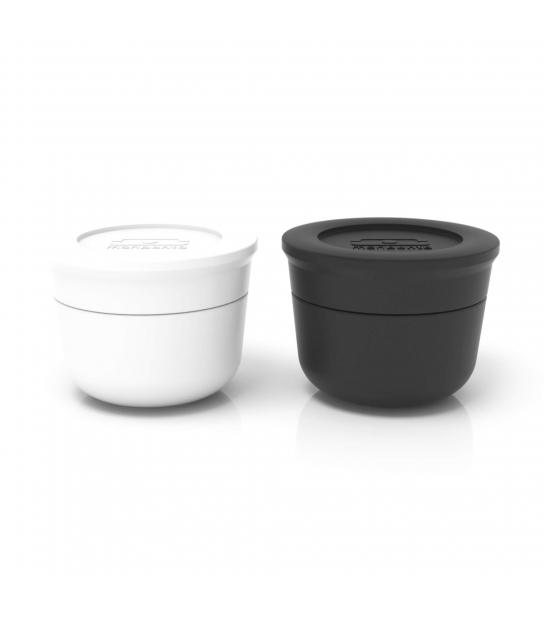Conjunto de 2 Potes Pequenos para Molhos MB Temple - Monbento