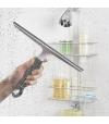 Escova Limpa Vidros com Gancho Giratório - Oxo