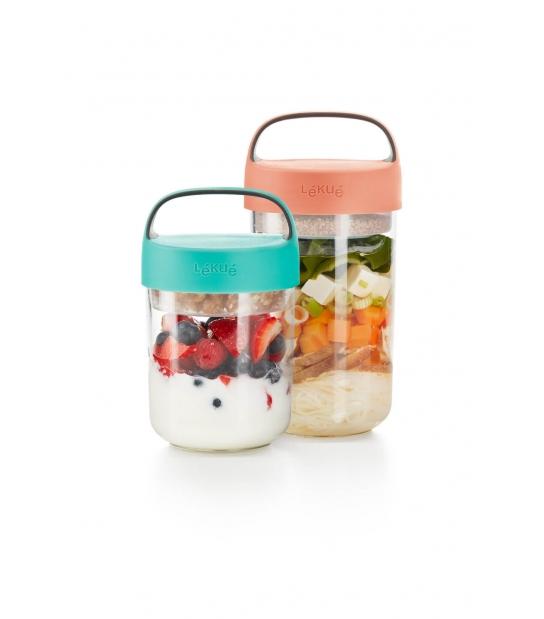 Pote Hermético Jar-To-Go - Lékué
