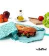 Bolsa para Sandes Reutilizável Boc n Roll Tiles - Roll Eat