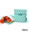 Bolsa para Fruta e Snacks Snack n Go Tiles - Roll Eat