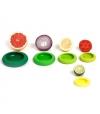 Conjunto de 5 Food Huggers - Fresh Greens