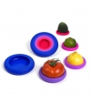 Conjunto de 5 Food Huggers - Bright Berry
