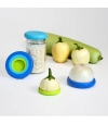 Conjunto de 6 Food Huggers Pequenos - Small Hubs