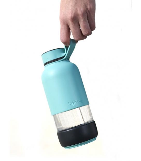 Garrafa de Vidro 600 ml To Go - Lékué