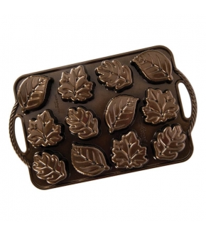 Forma Leaflettes Cakelet Pan - Nordic Ware