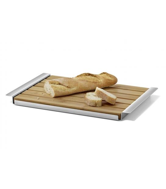 Tábua para Pão com Tabuleiro Panas - Zack