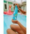 Garrafa de Aço Inoxidável Térmica Pool Party Azul 500 ml - Chillys