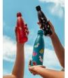 Garrafa de Aço Inoxidável Térmica Pool Party Rosa 500 ml - Chillys