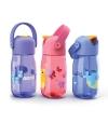 Garrafa para Crianças com Palhinha 400 ml - Zoku