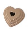Forma Tired Heart Bundt Pan - Nordic Ware