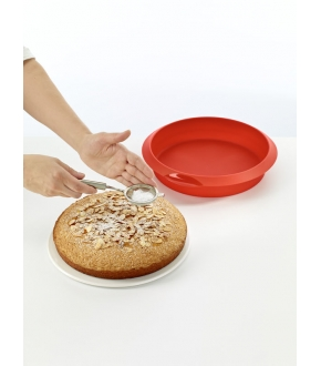 Molde de Silicone Redondo 20 cm - Lékué