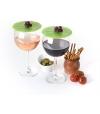 Tampa de Silicone para Bebidas (x2) Grape - Charles Viancin